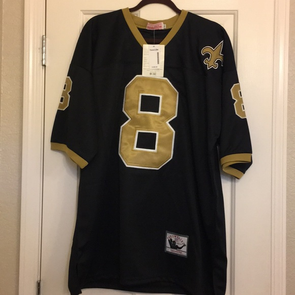 factory price f6de3 e9e64 Saints Archie Manning throwback jersey NWT